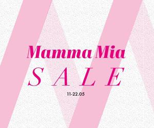 Mamma Mia Sale!
