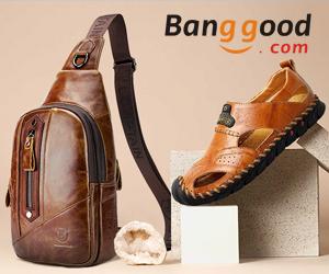 Moda męska w BangGood do -70%!