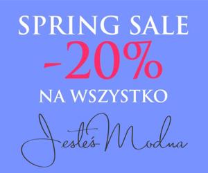 -20% na nową kolekcję!