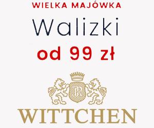Walizki już od 99 zł !