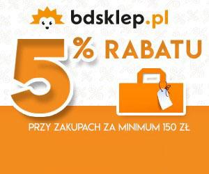 Rabat -5% w bdsklep