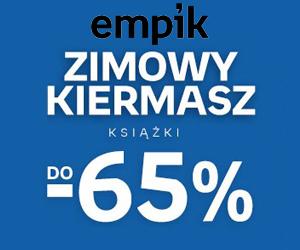 Empik: Książki do -65%