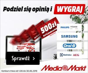 Konkurs opinii w Media Markt!