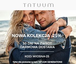 Tatuum: nowa kolekcja -25%