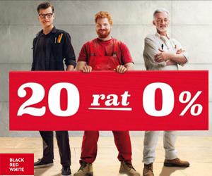 20 rat 0% w Black Red White!