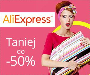 Okazje w Ali Express!