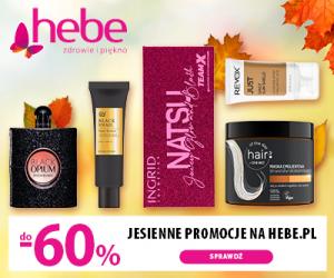 Hebe: promocje do -60%