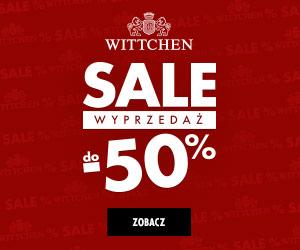 Wyprzedaże w Wittchen!
