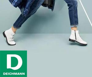 Buty damskie w Deichmann