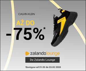 Calvin Klein do -75%