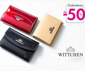 Galanteria do - 50%!