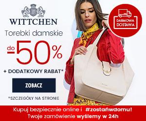 Torebki do -50% w Wittchen!