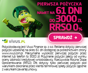 Pożyczka w Vivus!