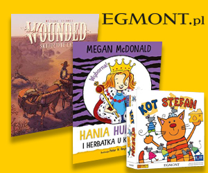 Książki od Egmont