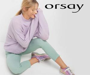Orsay: Przesyłka gratis!