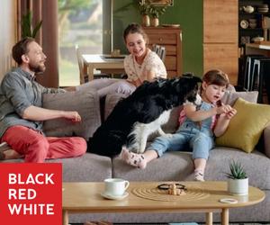 Black Red White do domu!