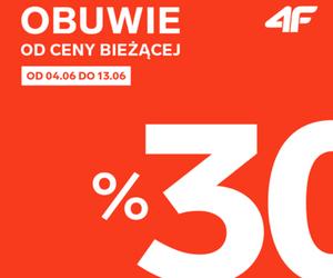 -30% na buty!