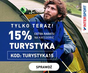 15% rabatu w Intersport!