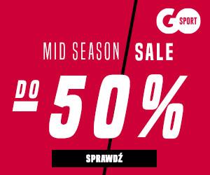 Do -50% w Go Sport!