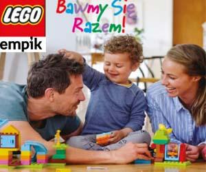Promocja na Lego!