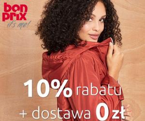 BonPrix: -10% i dostawa za 0 zł