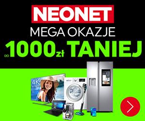 1000 zł taniej w Neonet!