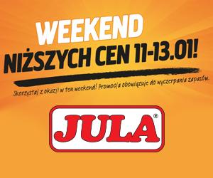 Jula: Weekend zniżek!