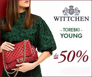 Torebki do - 50% w Wittchen!
