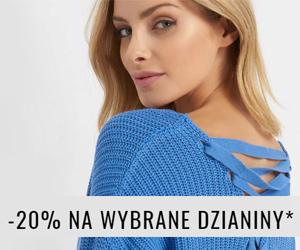 Orsay: Dzianina -20%