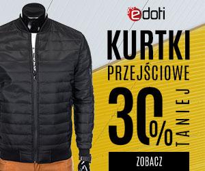 Kurtki -30% w Edoti!
