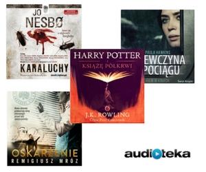 Audiobooki i słuchowiska
