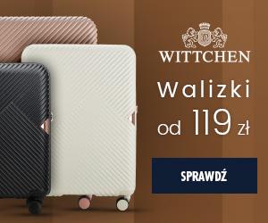 Wiitchen: Walizki od 119 zł