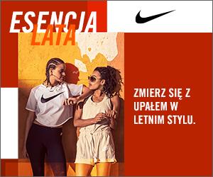 Letnia kolekcja Nike