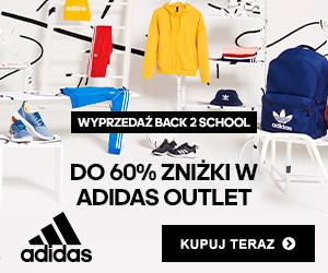 Adidas - wielkie obniżki!