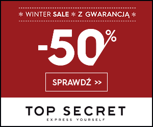 Winter sale w Top Secret!
