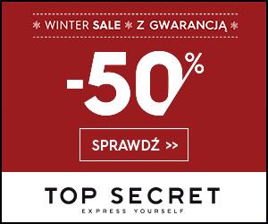 Winter sale w Top Secret!