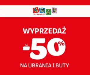 Sale do -50% w Smyku!
