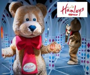 Zabawki Hamleys