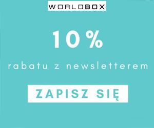 10% rabatu w Worldbox!