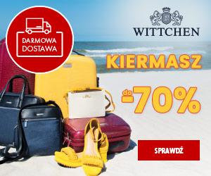 Darmowa dostawa w Wittchen!