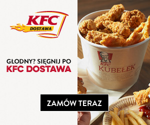 KFC z dostwą do domu!
