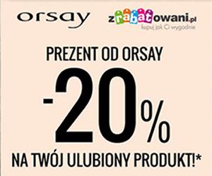 - 20% na Twój ulubiony produkt
