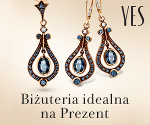 Yes: biżuteria idealna na prezent