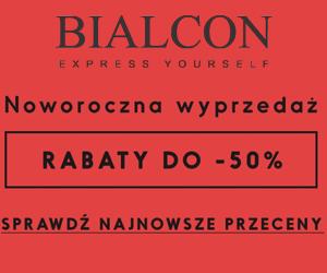 Bialcon: Rabaty do -50%
