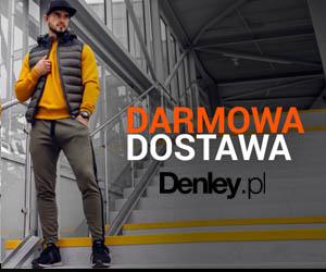 Darmowa dostawa w Denley!