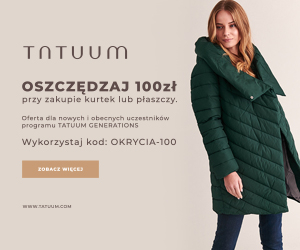 Płaszcze i kurtki 100 zł taniej!