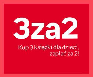 Empik: Książki 3za2