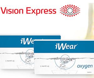 Vision Express: soczewki i okulary