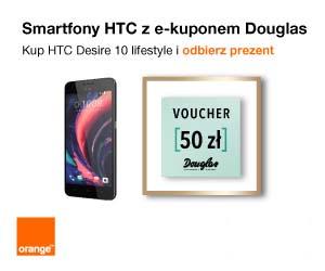 Smartfony z e-kuponem Douglas!