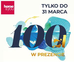 Home&You: Zyskaj 100 zł